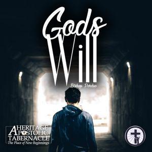 7-9-17 God's Will - Bishop Perdue