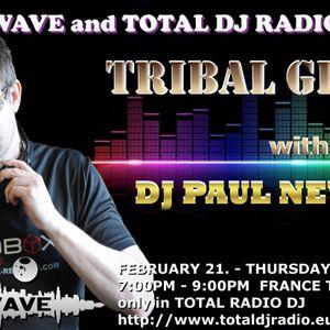 FEB21 DJ PAUL NEWHOUSE RADIO SET