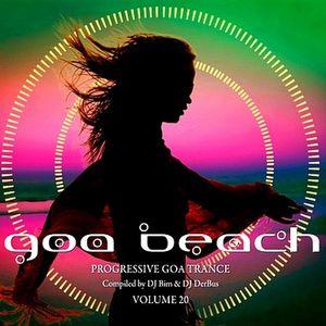 Goa Beach Volume 20 (Mixed By Dj Eddie B) 2015.