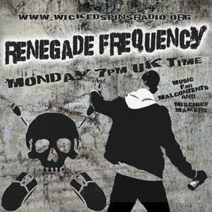 Renegade Frequency Radio Show 27.08.12