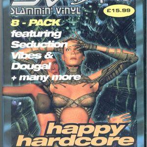 DJ Vibes with Magika & Robbie Dee at Slammin Vinyl (Feb 98)