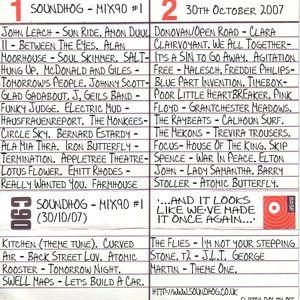 Soundhog - Mix90 #1 (30th October, 2007)