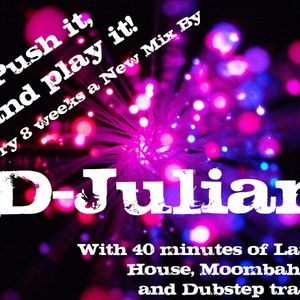 Push it and Play it. Volume 1 - D-Julian