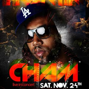 #FRANTIK feat. CHAM Live in Concert Sat. Nov.24th (Thanksgiving Wknd) at Club-Pisces