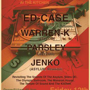 JENKO - @ Reunion Dublin No5 - 12th April 2013