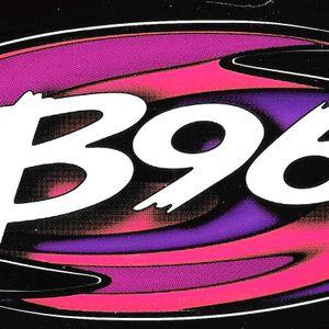 B96 Chicago - July 1996 - DJ Markski - B96 At Work Dance Party 'EuroDanSki Mix'