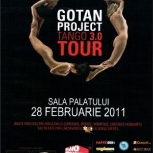 Gotan Project on BBC Radio1 - 26.10.2010