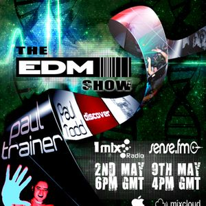 037 The EDM Show with Alan Banks & guest Paul Trainer