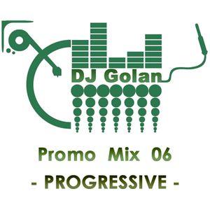 DJ Golan - PROMOMix06 (PROGRESSIVE)