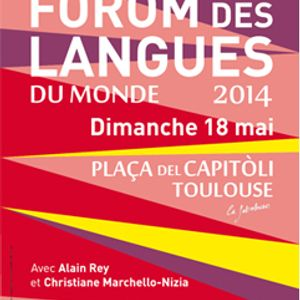 Forom des langues du Monde 2014 - Diffusion du 29/05/14 - ATMP