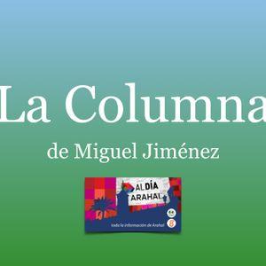 La Columna de Miguel Jiménez del jueves 25 de junio 2015.