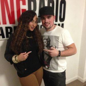 Bianca Simmone joined LP at Bang Radio