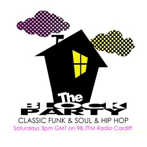 The Block Party Radio Show: Sat 23rd July Part 1 with DJ Jaffa
