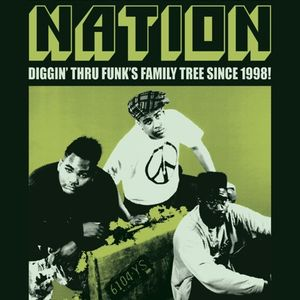 Funksoulnation Mix - 2003