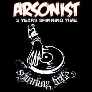 Arsonist- live @ 2 Jahre Spinning Time- BermudaFunk-MA 20.01.14 (Liquid & Deep Classics)