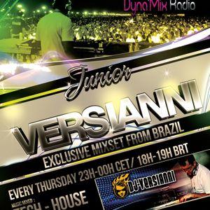 DJ VERSIANNI @ DYNAMIX RADIO #11 TECH HOUSE [17-05-2012]