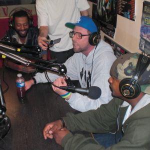 Emission La Voix HipHop du samedi 20 octobre 2012 en special guests Non (Shadow Huntaz)-AF1, Donny .