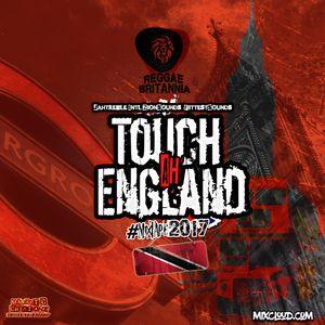"""Touch ah England 2017 """" The ReggaeBrit.com Special """""""