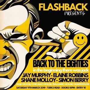 Flashback - Back To The Eighties, Turks Head, Dublin 9/3/19