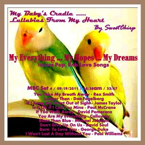 """BABY'S CRADLE ...LULLABIES FROM MY HEART by SweetChirp –  """" My Everything … My Hopes ... My Dreams …"""