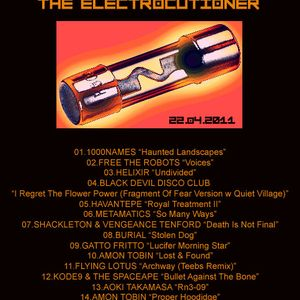 Steve D - The Electrocutioner [22/04/2011]