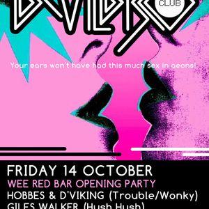Devil Disco Club, Edinburgh (October '11)
