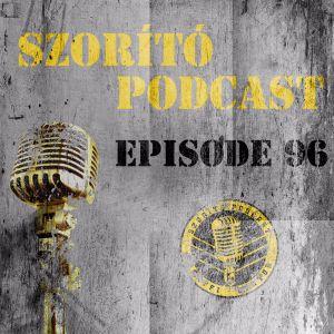 Szorító Episode 96  - Az út vége
