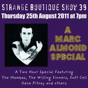 The Strange Boutique Show 39