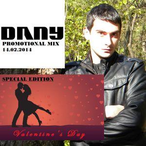 Dany - Valentine's Day Promotional Mix