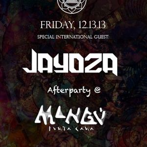Jayoza - Live @ Mangu - Punta Cana - D.R. - 12.14.13
