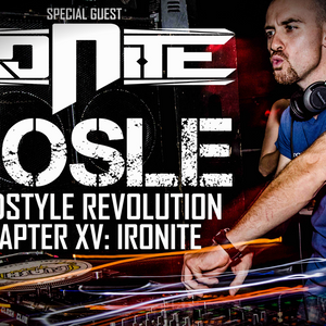 Nosle presents 'Hardstyle Revolution Chapter XV: Special Guest Ironite'