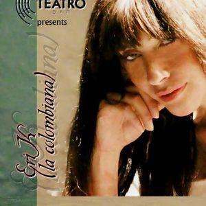 Εri K one hour live @ Teatro