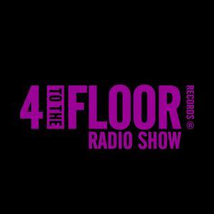 4 To The Floor Radio Show Ep 4 presented by Seamus Haji