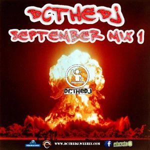 September Mix 1 - Top40 / Dance / Party Hit Mix
