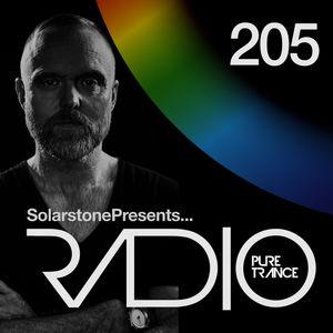 Solarstone presents Pure Trance Radio Episode 205