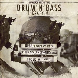Arqus W@Drum'n'bass Therapy Session 1 Pt.1/2
