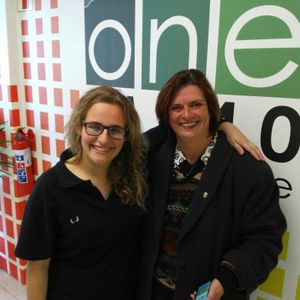 One FM 94.0 - LJ & Lucia chat to Angela from ACVV - Child protection week 29052017