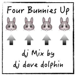 "DJ Dave Dolphin - ""Four Bunnies Up"" LIVE MIX - June 12, 2014"