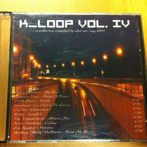 K-Loop Vol. IV - Mixed August 2001
