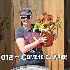 012 - Comete el Apio