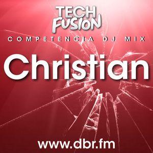 Cristhian Biscmarck @Umek Tech Fusion  03/10/13 (Contest)