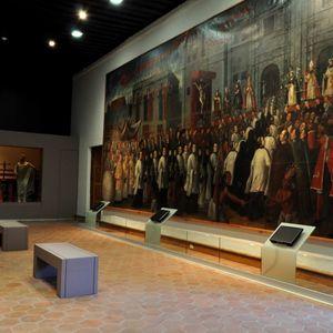 La Colonización_ Museo Regional Michoacano