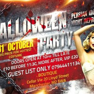 DJ Nzo_Persian Mix -=- Halloween Special