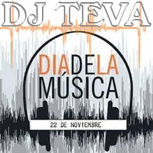 DJ TEVA in session Sonido Remember Dia de la musica 2017