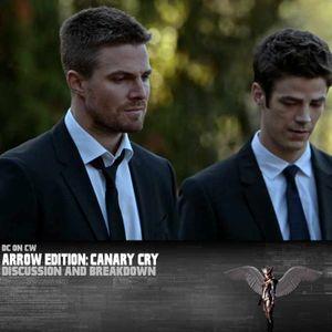 Arrow Edition – 'Canary Cry'