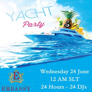 Joey @ Embassy Yacht Party [Deep House]