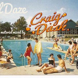 Pool Daze mixed by CRAIG DASH