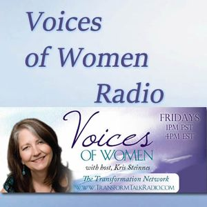 Voices of Women with Host Kris Steinnes: Breaking into Brilliance with Lynn Singer