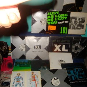 Twilight Zone Presents XL Recordings On www.report2dancefloor.com