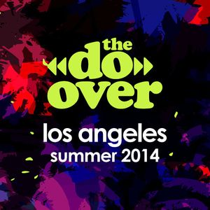 DJ Prince Paul at The Do-Over Los Angeles (07.27.14)